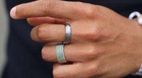 Zaměřeno na detail: pánské prsteny