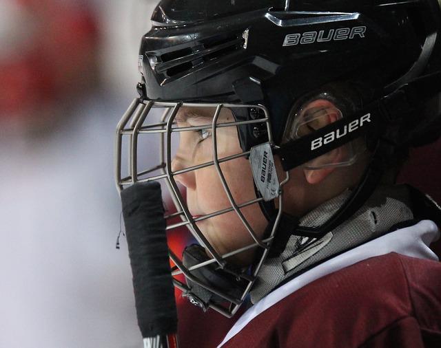 I rekreační hokejista může mít profesionální hokejové vybavení