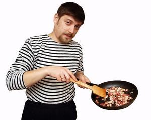 Proč jsou teda chlapi lepší kuchaři?