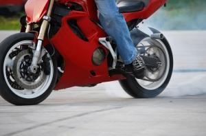motorka - silnice