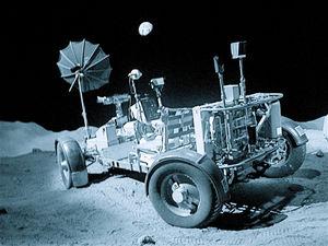 NASA: The Moon's #1 Car Rental Service Since 1969