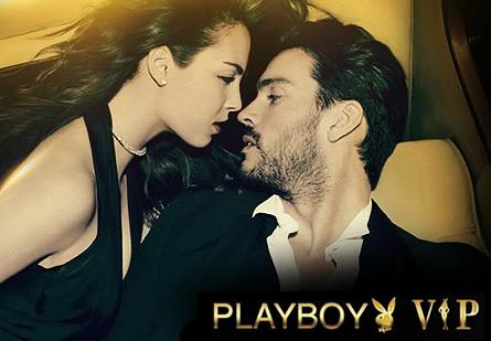 Playboy VIP reklama
