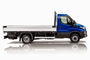 Iveco Daily Chassis Cab (2014) Side
