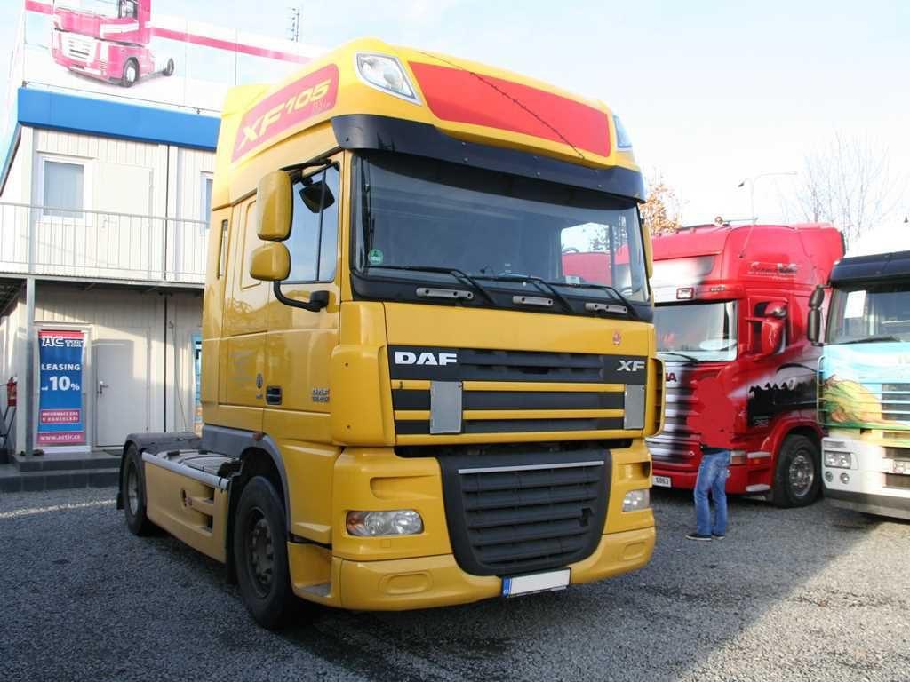 Výběr nákladního vozu, přívěsu a návěsu